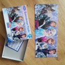 Frozen puzzli 200 kosov, 5€