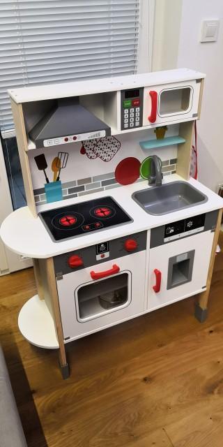 Otroska kuhinja - foto