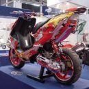 Yamaha Aerox!
