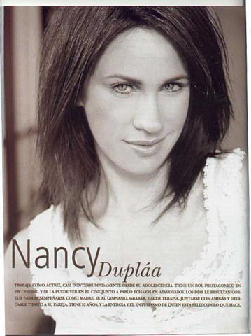 NANCY DUPLAA - Clara - foto povečava