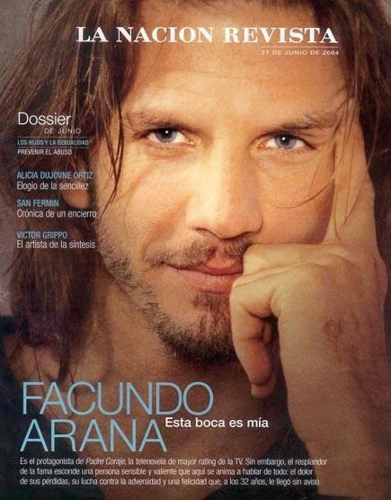 FACUNDO ARANA - CORAJE - foto povečava