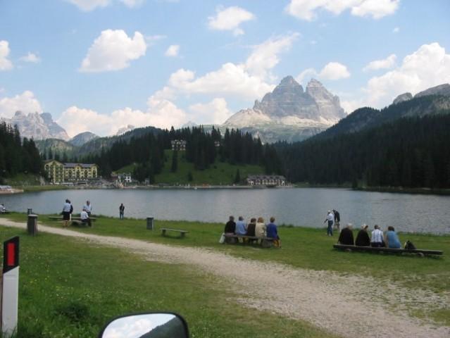 Dolomiti julij 2006 - foto