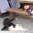 Astor ni edini utrujen ;)