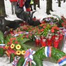 Spomenik padlemu Pohorskemu bataljonu pri Treh žebljih