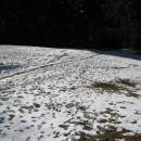 Tudi sneg nas je dočakal