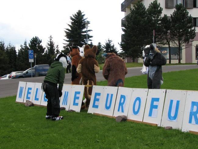 Eurofurence XIII - foto povečava