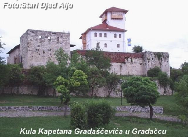 Kula zmaj od Bosne u Gradačcu