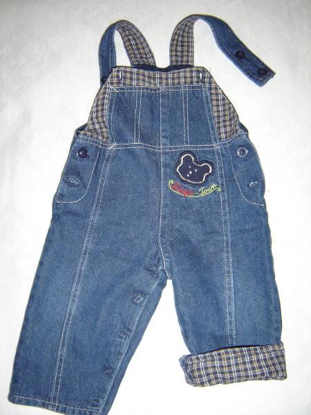 Jeans hlače 6€
