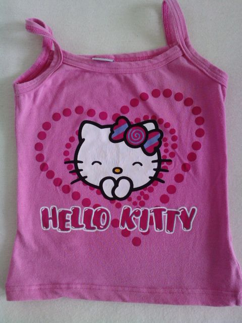 Hello kitty 110