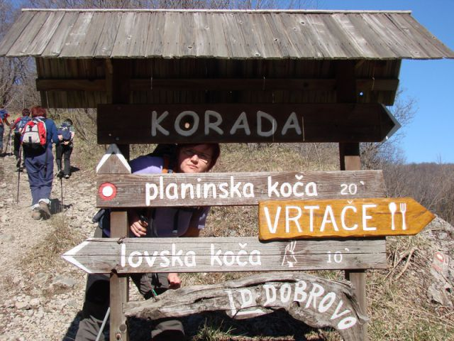 Goriška brda + ogledna t. (mar.2014) - foto