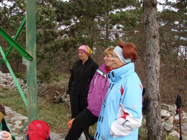 Pohod ob dnevu žena (mar.2016)  - foto