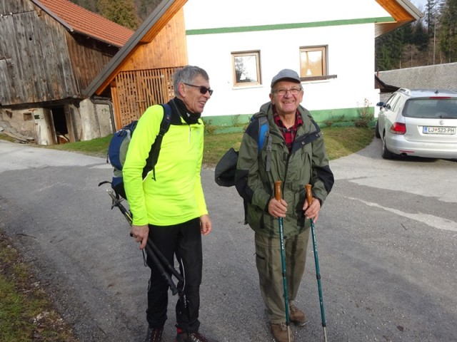 Kamniški vrh zaklj. tura (26.12.2018) - foto