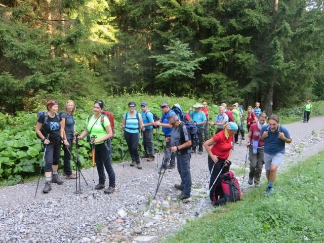 Svete Višarje in Kamniti lovec (3.8.2019) - foto