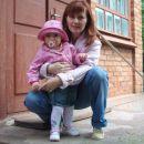 Moja mama in moja pikica!